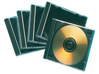 Data-opberg- en -verzending CD en DvD