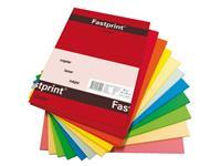 Gekleurd kopieerpapier